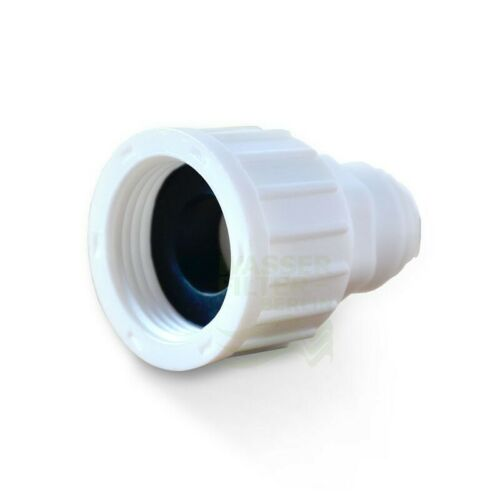 "Raccord d/'eau pour 9 mm Tuyau IG 3//4/"" x 3//8/"" Pour Tuyau 5,95 €//1stk"