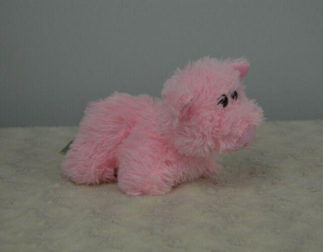 Blue Big Teddy Bear, Hugfun Standing Pig Plush Stuffed Animal Pink Small Mini 5 Lovey Piggy Piglet For Sale Online