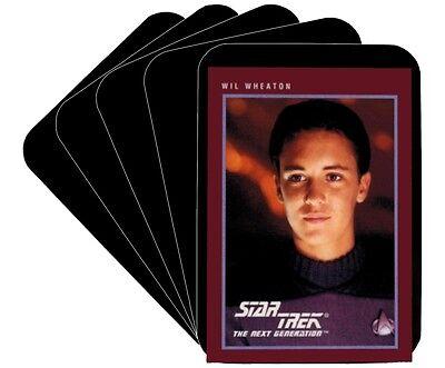"""100% Waar (250) Black Trading Ccg Divider Cards Vertical Standard 20 Mil 2-11/16""""x3-13/16"""" Aantrekkelijk En Duurzaam"""