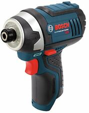 Bosch PS41B 12V 12 Volt Cordless Lithium Ion Impact Driver Drill NEW Tool