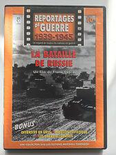 REPORTAGES DE GUERRE 1939 -1945 .. N°10 .. LA BATAILLE DE RUSSIE ... FRANK CAPRA