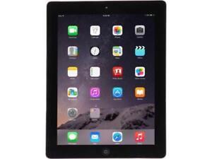 "Apple iPad 4 MD510LL/A 9.7"" Retina Touchscreen 16 GB Apple A6 1.40 GHz iOS 10 Wi"