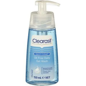 Clearasil-Oil-Free-Daily-Gel-Wash-150ml-Helps-Clear-And-Prevent-Breakout
