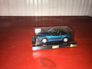 Speedy-Power-1-32-Scale-Blue-Die-Cast-Sports-Car-NIP