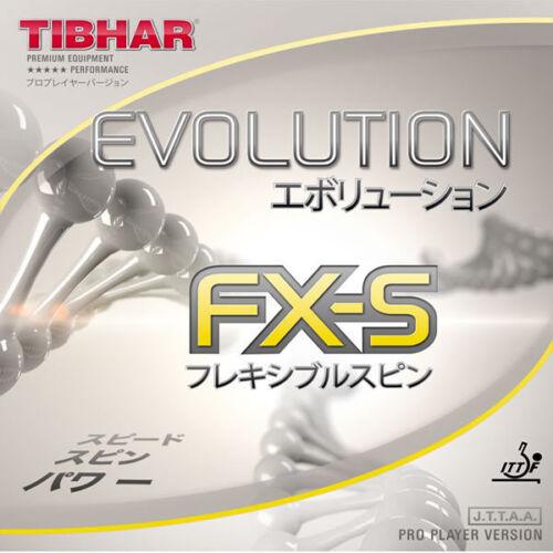 Tibhar Evolution FX-S Table Tennis Rubber Sale
