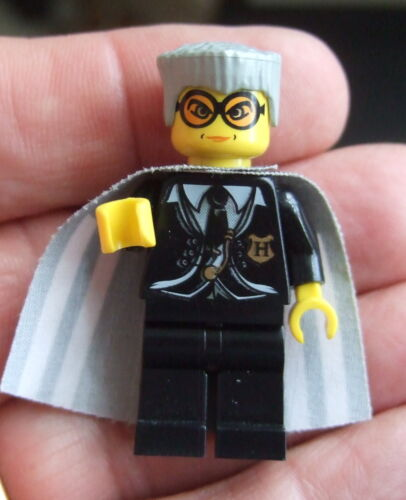 *LEGO HARRY POTTER MADAME HOOCH WITH CLOAK HP021 Year 2 hundreds sold