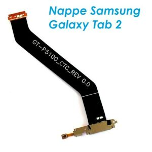 Nappe-Connecteur-Charge-USB-Micro-Samsung-Galaxy-Tab-2-P5100-P5110