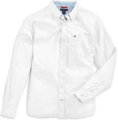 Tommy Hilfiger Button Down Shirt Little Boy NWT