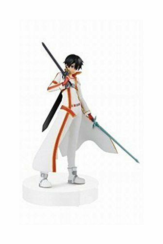 SAO SWORD ART ONLINE Kirito figure Asuna color ver. BANPRESTO 2017 JAPAN
