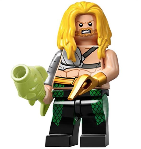 LEGO 71026 DC CMF - Aquaman - Brand new - Sealed Bag