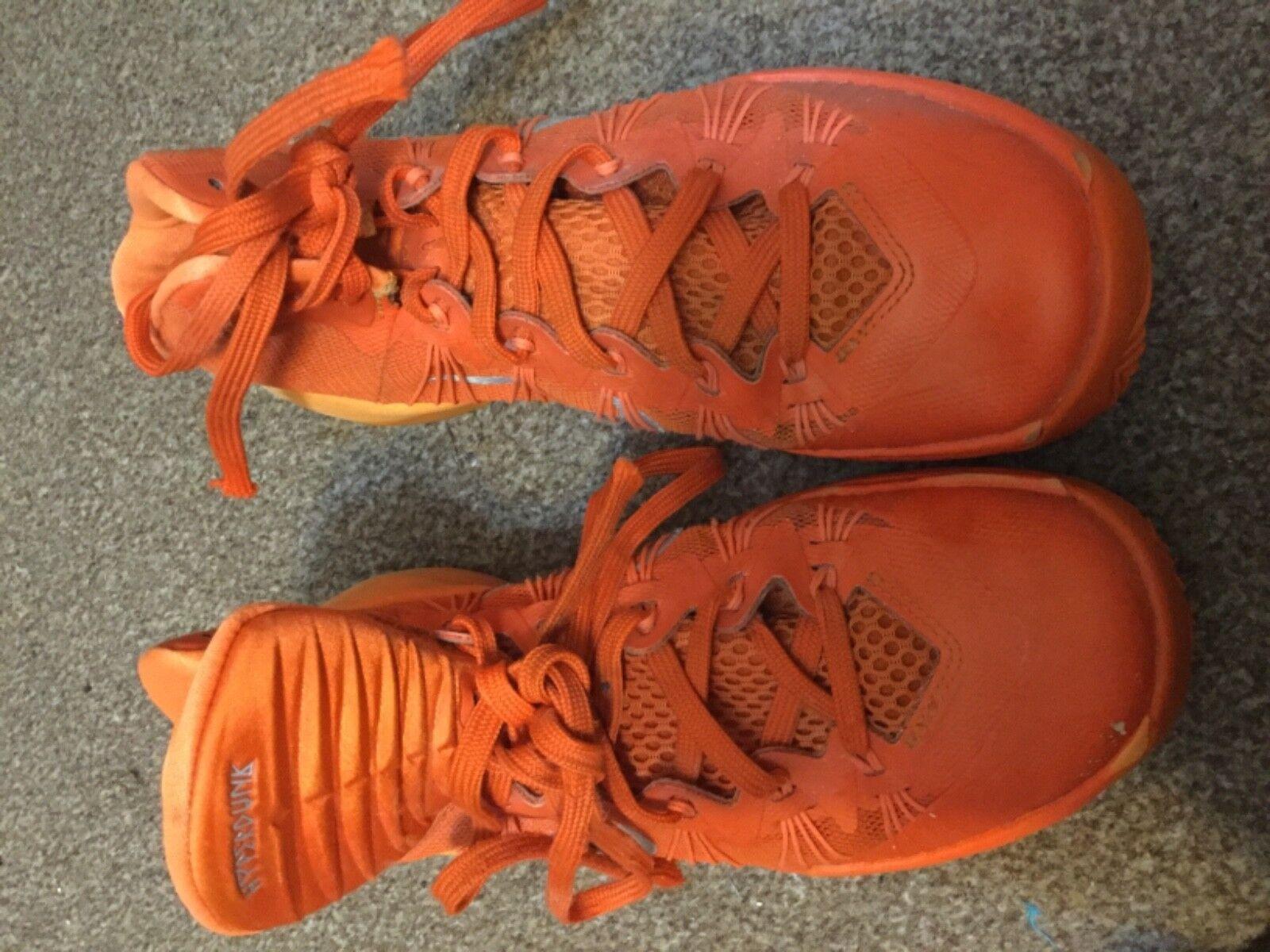 Nike hyperdunk 2013 tbc mens basket 8 (584433-800 arancione arancione arancione   silve) | Forma elegante  6054c1