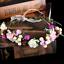 Luxury-Rhinestone-Crystal-Pearl-Flower-Tiara-Crown-Bridal-Headband-Hair-Band thumbnail 43