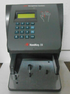 ir handkey 2 hand key ii schlage biometric hand reader ebay rh ebay com recognition systems handkey ii manual handkey 2 manual