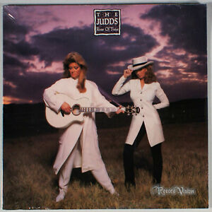 The-Judds-River-of-Time-1989-SEALED-Vinyl-LP-Wynonna-amp-Naomi-Young-Love