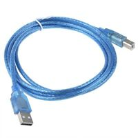 Generic 6ft Usb Printer Cable Cord For Hp Deskjet 2050 2050a 2054a 2010 Printer