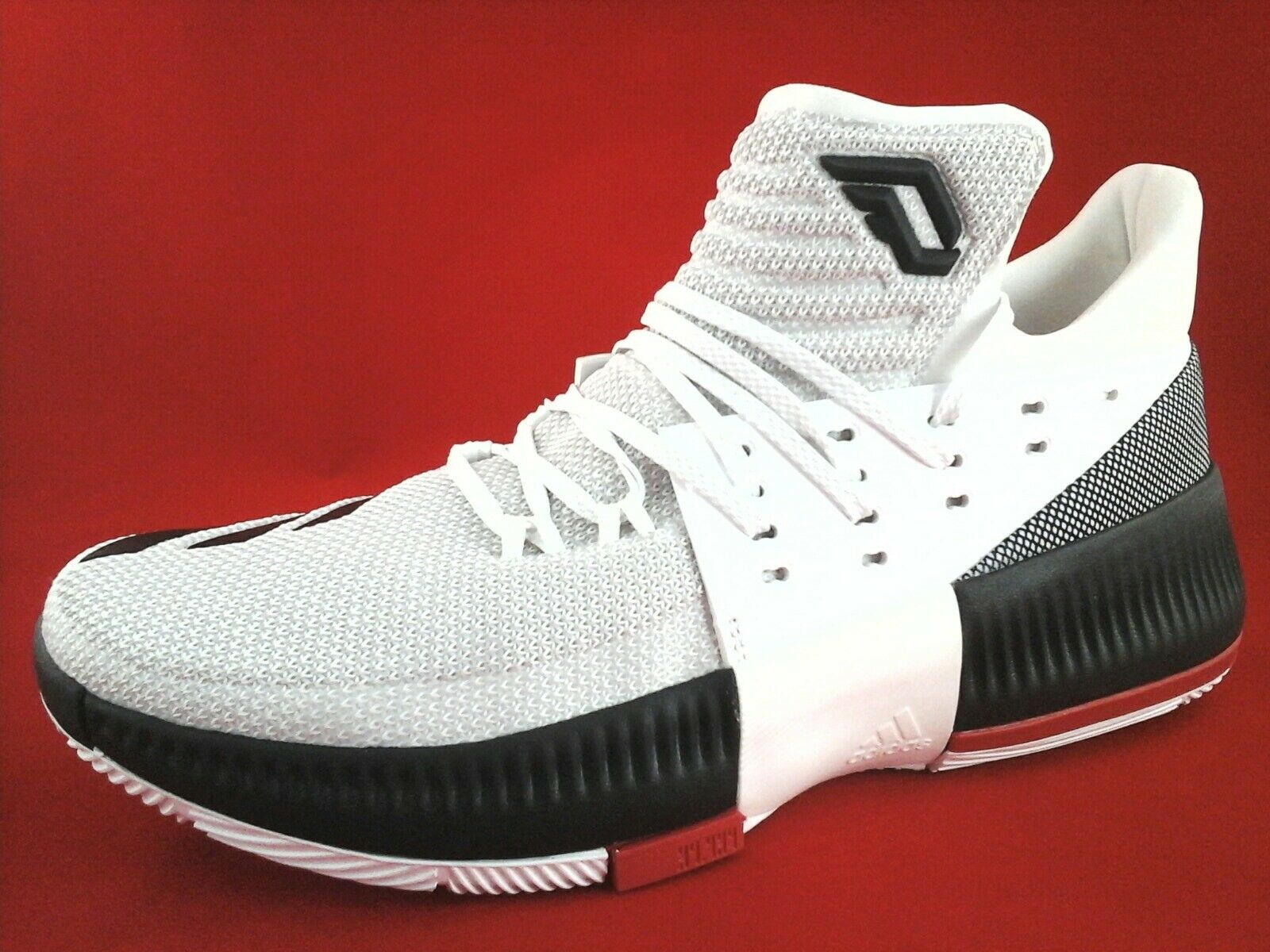 Adidas Damian Lillard Dame 3 WBR BB8268 Basketball NBA Shoes US 10 New