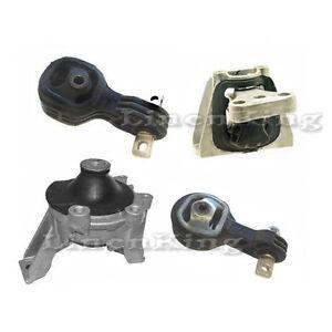 Enginie Motor Mounts  Set Kit For:07//11 Honda CR-V  2.4 L