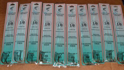 Sakuma 540 Manta Crochets-Boîte de 25-Pêche en mer-Toutes Les Tailles