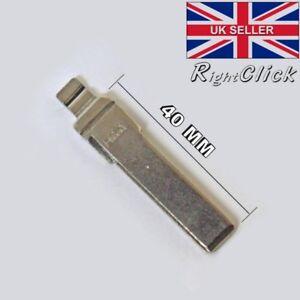 Key-Blade-for-AUDI-A3-A4-A6-A8-TT-Uncut-Fob-Blade-Key-Blank-HU66-HAA