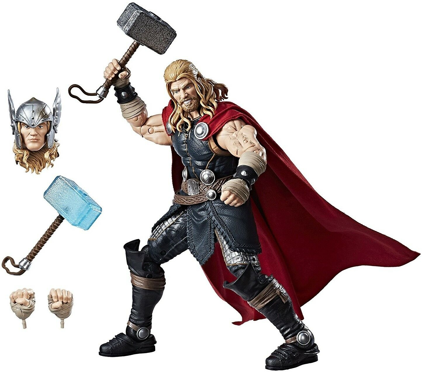 12 Inch Thor Action Figure Toys Kids Marvel Superhero Replica Collectible Gift