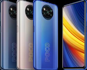 """Xiaomi POCO X3 Pro 6+128GB/8+256GB Smartphone 6.67 """"120Hz 5160mAh Versión Global"""