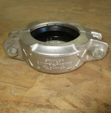 2 12 Gruvlok 7400ss Grooved Stainless Steel Coupling New