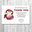 10-PERSONALISED-CHRISTMAS-XMAS-THANK-YOU-FOR-MY-GIFTS-CARD-AND-ENVELOPES thumbnail 2