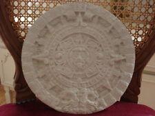 Stucco -Maya-Teller 101-274B  Medallion aus Beton -Motivplatte für Aussenfassade