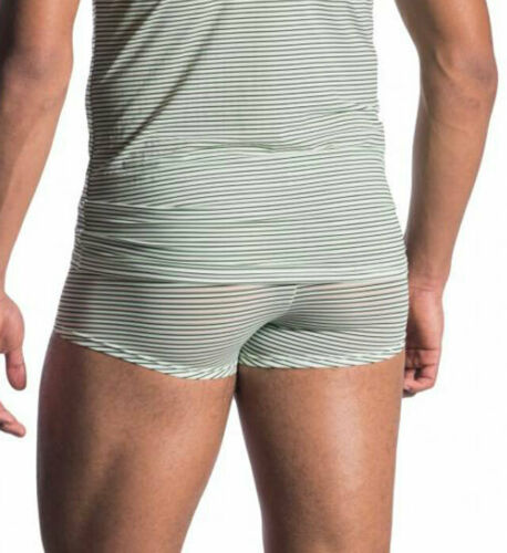 Olaf Benz Mini Shorts Green L red1806 108005