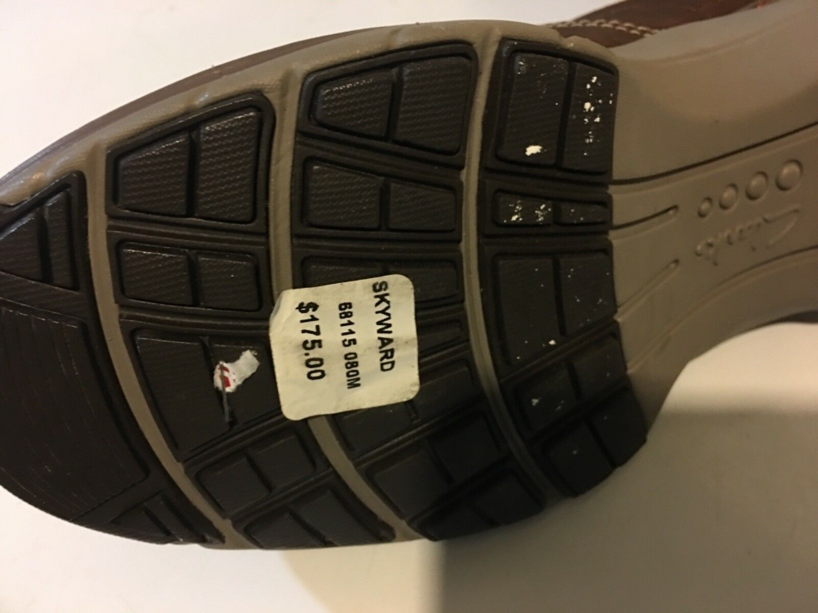 Scarpe ANTI-FRICTION casual da uomo  Clarks ACTIVE AIR VENT ANTI-FRICTION Scarpe TECHNOLOGY Leather Shoe uomo  8 8b8026