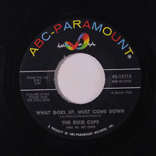 DIXIE CUPS: What Goes Up, Must Come Down / I'm Not The Kind Of Girl (to Marry)
