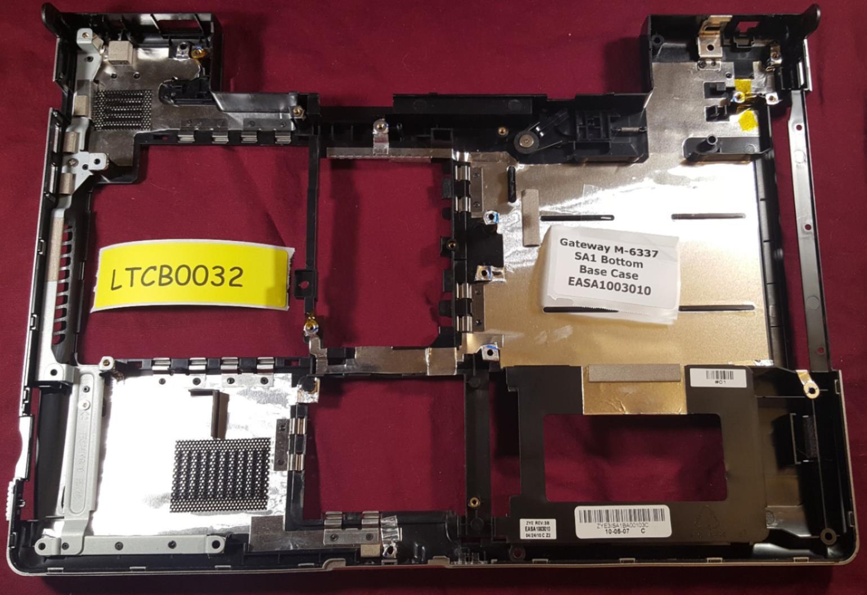 Gateway M-6337 SA1 Bottom Base Case EASA1003010  SILVER