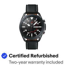 Samsung SM-R845UZKAXAR-RB Galaxy Watch 3 45mm 4G LTE Black - Refurbished