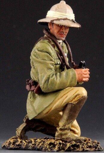 THOMAS GUNN WW1 BRITISH LOA006A BRITISH OFFICER PALESTINE MIB