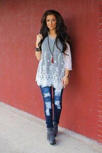 Distressed Nwt Skinny The Jeans Denim Women's Love Lace arrqI7