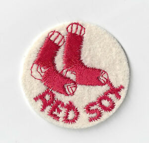 1960-039-s-Boston-Red-Sox-patch-felt-vintage-2-034