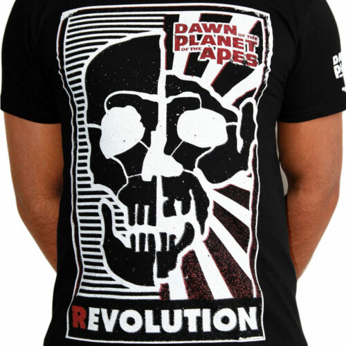 Revolution T Shirt Size:S,L Dawn of the Planet of the Apes NEW /& OFFICIAL