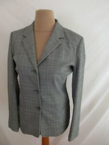 Ensemble veste et pantalon Caroll Gris Taille 38 à - 68%   eBay e705522b3d6