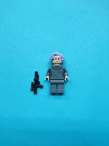 Lego Star Wars Minifigure Vice Admiral Holdo w//Blaster 75188!