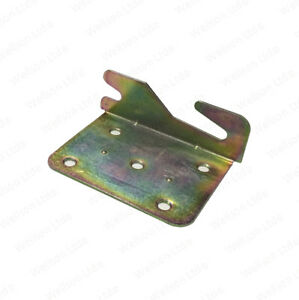 Heavy Duty Bed Frame Metal Corner Bracket Right Ebay