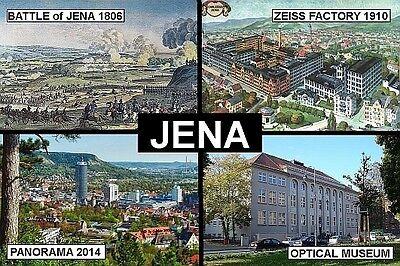 Йена – старинный город в Тюрингии | 266x400