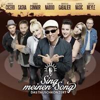 Sing Meinen Song - das Tauschkonzert von Various,Sarah Connor,Xavier... CD