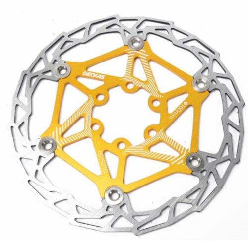 1pcs DECKAS Floating bike Disc Brake Rotors 160mm MTB DH Float bicycle rotor 85g