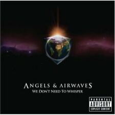Angels & Airwaves - We Don't Need to Whisper [New CD] Explicit