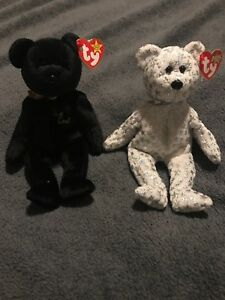Image is loading Ty-Beanie-Babies-The-Beginning-The-End 12a671534747