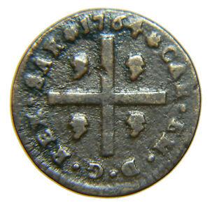 NC-CARLO-EMANUELE-III-CAGLIARESE-1764-SARDEGNA-nc4469