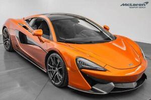 2018 McLaren 570 Coupe