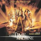 The Time Machine [Original Motion Picture Soundtrack] by Klaus Badelt (CD, Mar-2002, Universal Distribution)