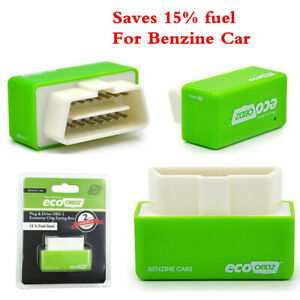 Eco OBD2 Economy Fuel Saver Remapping Tuning Box Chip for Benzine Petrol Car