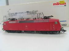 MÄRKLIN 3353 E-LOK BR 120 ROT der DB     PA36